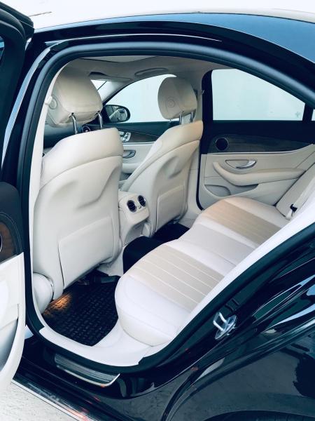 Mercedes E Class Business