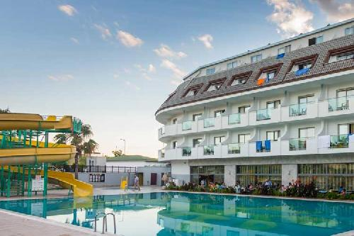 Ganita Kemer Resort transfer