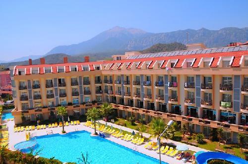 Camyuva Beach Hotel transfer