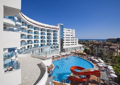Narcia Resort Side transfer
