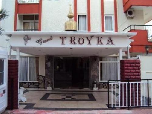 Grand Troyka Hotel transfer