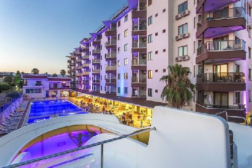 Atlas Beach Hotel transfer