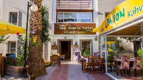 Blue Marin Hotel Bodrum transfer