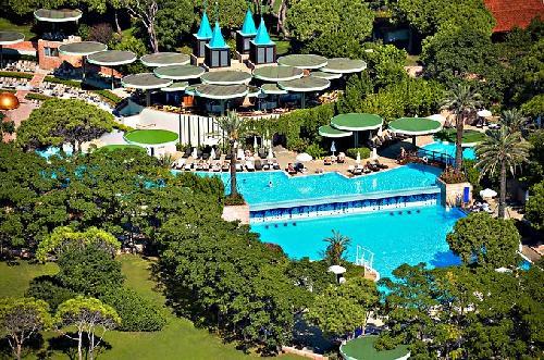 Gloria Verde Resort Antalya Flughafentransfer