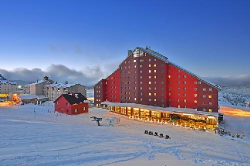 Karinna Hotel Uludag transfer