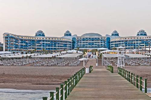 Sueno Hotels Deluxe Belek Antalya Flughafentransfer