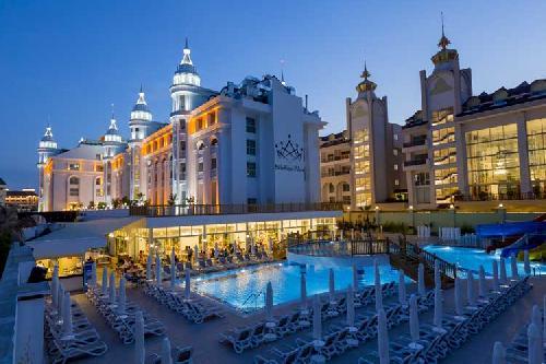 Side Royal Palace Hotel Spa transfer