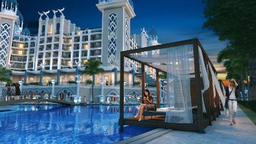 Granada Luxury Belek transfer