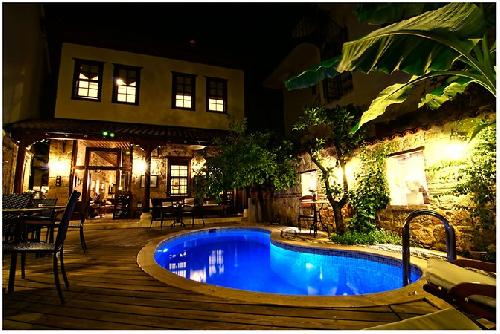 Minyon Hotel transfer