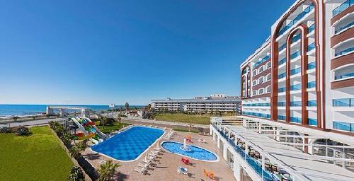 Al Bahir Deluxe Hotel&Spa transfer