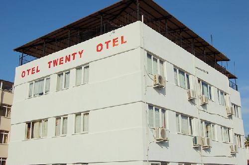 Hotel Twenty Kaleici transfer