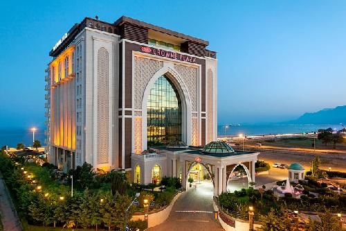 Crowne Plaza Antalya Flughafentransfer