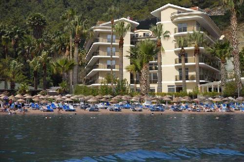 Sentido Sea Star Hotel transfer