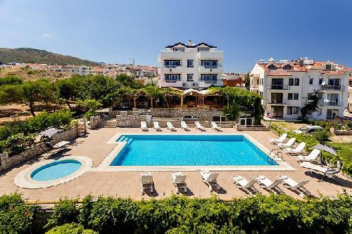 Knidos Hotel transfer