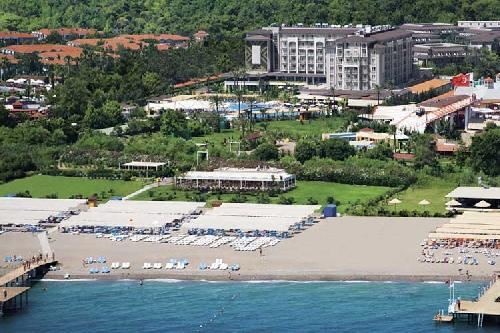 Sunis Elita Beach Resort Spa transfer