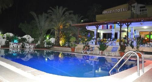 Murat Hotel Kemer transfer