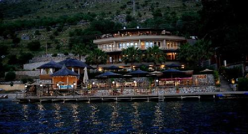 Loryma Luxury Hotel Bozburun transfer
