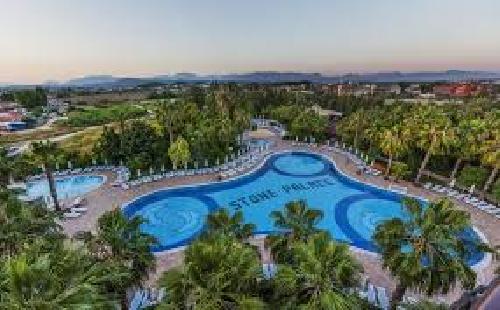 Larissa Stone Palace Hotel transfer