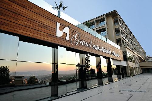 Grand Swiss Belhotel Celik Palas Thermal Spa transfer