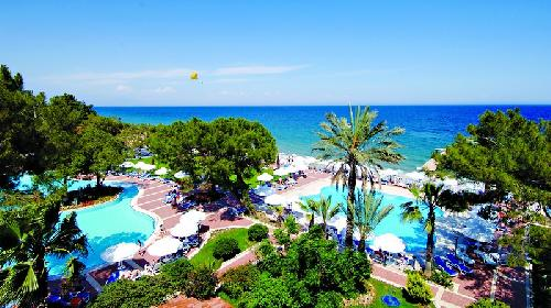 Sentido Sultan Beldibi Managed by Paloma Hotels transfer