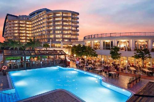 Liberty Lara Beach Hotel transfer