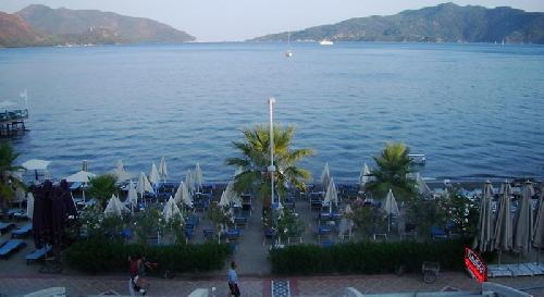 Marmaris Beach Hotel transfer