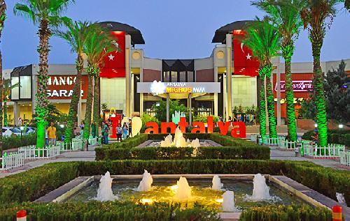 Antalya Migros Shopping Transfer