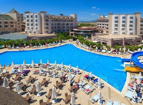 Side Lilyum Hotel Resort & Spa transfer