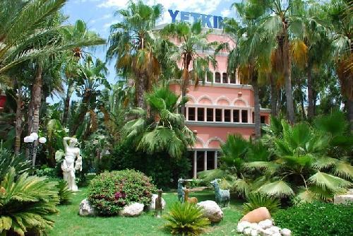 Club Yetkin Hotel transfer