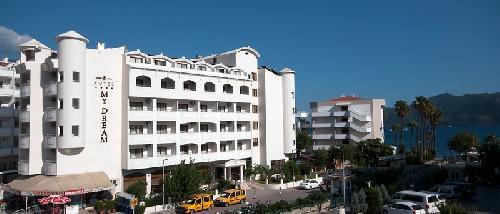 Hotel My Dream transfer