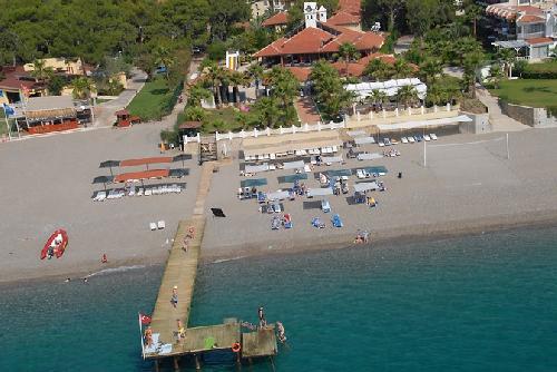 Club Akman Beach transfer