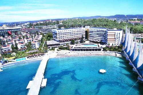 Adin Beach Hotel transfer