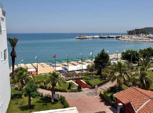 Miranda Moral Beach Hotel transfer
