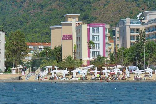 Dora Beach Hotel transfer
