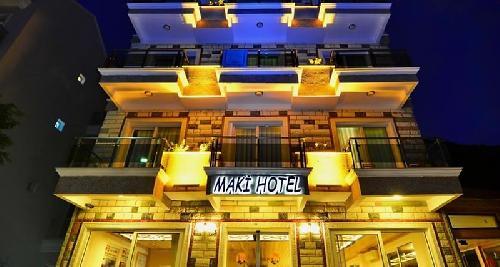 Maki Hotel Kas transfer