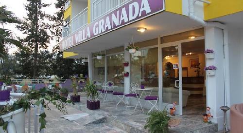 Villa Granada Hotel transfer