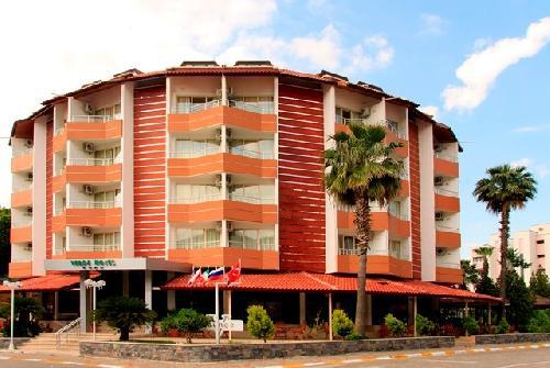 Verde Hotel icmeler transfer