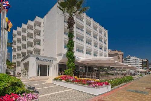 Sunprime Beachfront Hotel transfer