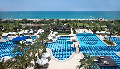 Kempinski Hotel The Dome Antalya Flughafentransfer