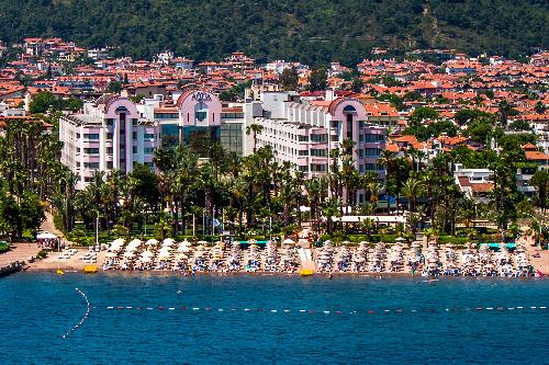 Hotel Aqua Marmaris transfer