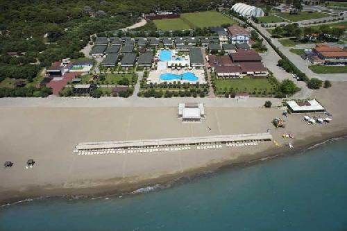 Soho Beach Club Hotel Antalya Flughafentransfer