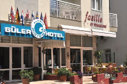 Guler Hotel Alanya transfer