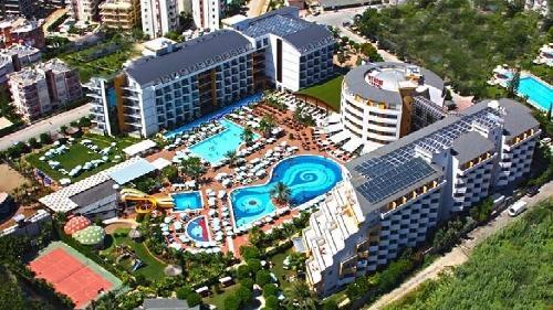 My Home Resort Hotel transfer