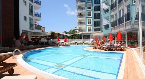 Sunprime Alanya Beach Hotel transfer