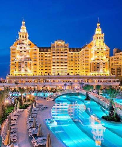 Royal Holiday Palace hotel transfer