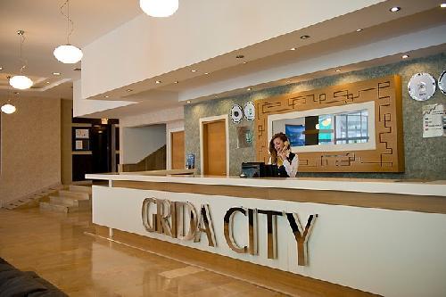 Grida City Hotel transfer