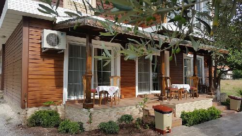 Mavi Yengec  Bungalov Butik Hotel transfer