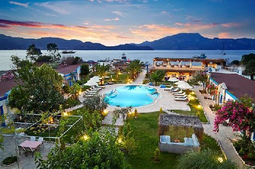 Admiral Beach Hotel transfer