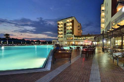 Cenger Beach Resort Spa transfer