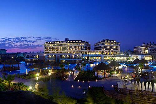 Sensimar Resort Belek Antalya Flughafentransfer